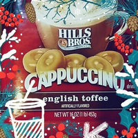Hills Bros.® English Toffee Cappuccino uploaded by Cheyenne S.