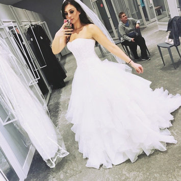 Photo of David's Bridal uploaded by Krista c.