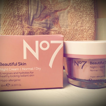 Photo of Boots No7  Beautiful Skin Night Cream Normal/Dry uploaded by Nikol V.