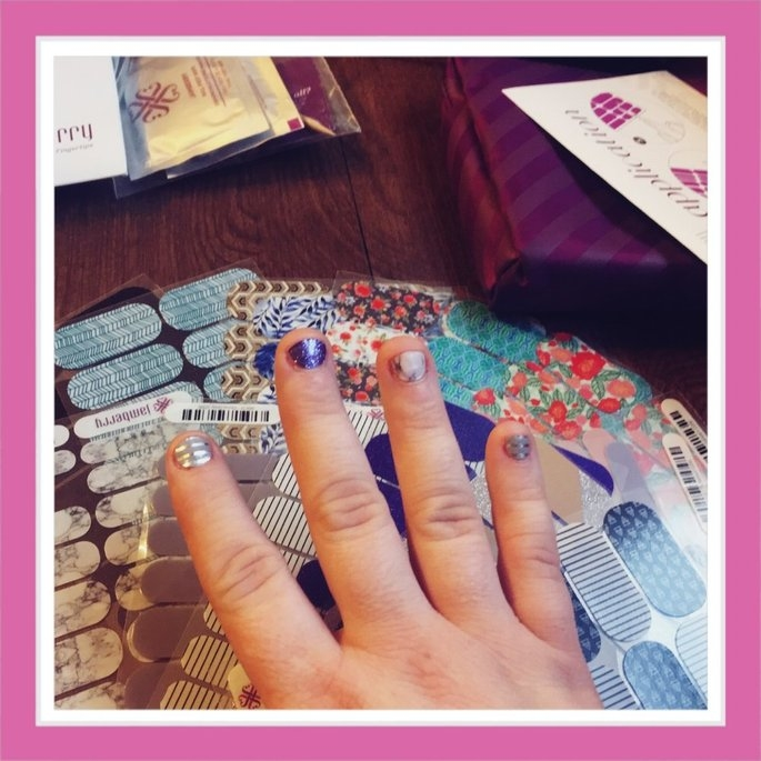Jamberry Nails Style Mini Heater (Purple) uploaded by Emily S.