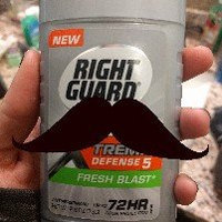 Right Guard Total Defense 5 Fresh Blast Invisible Solid Anti-Perspirant/Deodorant uploaded by Nikki W.