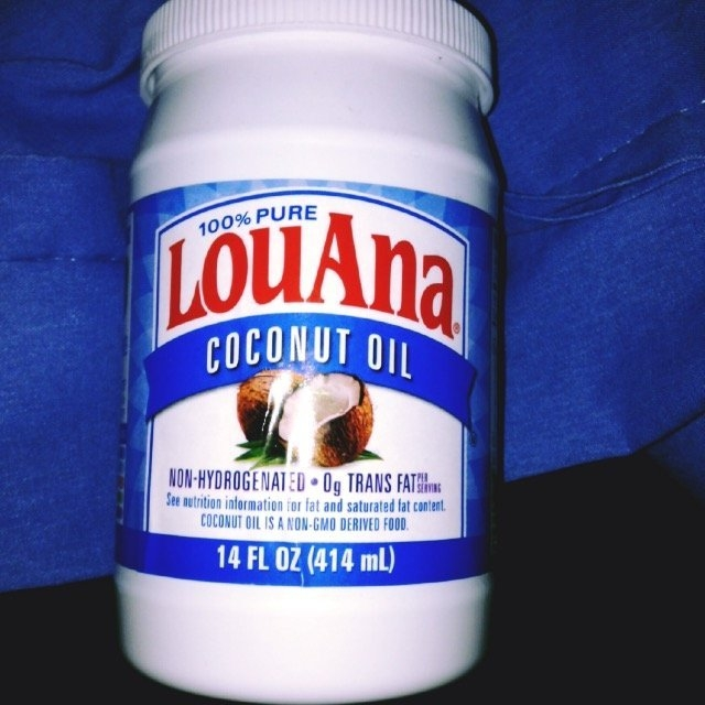 LouAna Pure Coconut Oil uploaded by Sylvia H.
