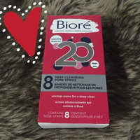Biore Deep Cleansing Pore Strips Combo Pack, Nose + Face Strips uploaded by Cassandra D.