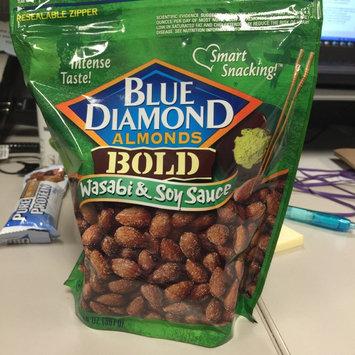 Photo of Blue Diamond® Bold Wasabi & Soy Sauce Almonds uploaded by Ashley R.