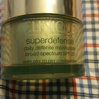 Clinique Superdefense SPF 20 Age Defense Moisturizer Combination Oily to Oily 1.7 oz uploaded by Jennifer B.