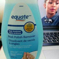 Equate Non-Acetone Nail Polish Remover uploaded by Kayla S.
