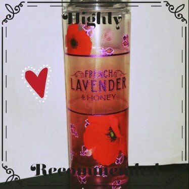 Bath & Body Works Signature Collection French Lavender & Honey Fine Fragrance Mist