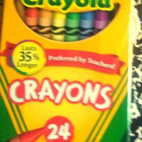 Crayola 24ct Crayons uploaded by Shawna K.