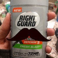 Right Guard Xtreme Fresh Energy Invisible Solid Antiperspirant & Deodorant uploaded by Nikki W.