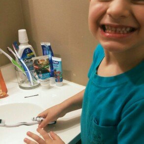 Photo of Crest Pro-Health For Me Star Wars Fluoride Anticavity Toothpaste Minty Breeze uploaded by Erin N.