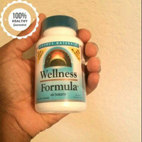 Source Naturals Wellness Formula, Tablets, 180 ea uploaded by FREDRICKA F.