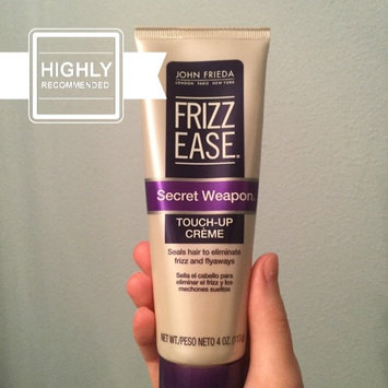 John Frieda Frizz-Ease Secret Weapon Flawless Finishing Creme uploaded by Melodie S.