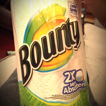 Bounty® Paper Towels uploaded by Angela C.