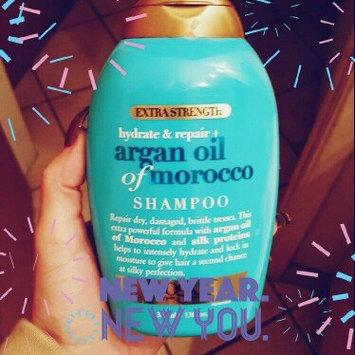 OGX® Argan Oil Of Morocco Shampoo uploaded by Angelina A.