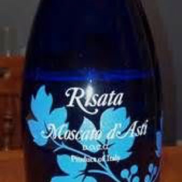 Risata Italian Moscato D'Asti Wine 750 ml uploaded by Jaquelin D.