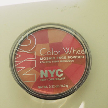 NYC Color Wheel Mosaic Face Powder uploaded by Rachel M.