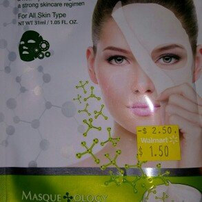 Photo of MASQUELOGY Masqueology Special Care Cream Mask, 10.5 fl oz uploaded by Holly N.
