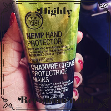 Photo of THE BODY SHOP® Hemp Hand Protector uploaded by Nathalie F.