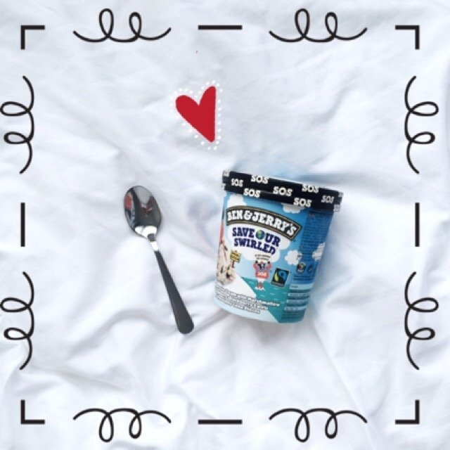 Ben and Jerry's Ice Cream uploaded by Csilla P.