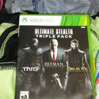 Square Enix Ultimate Stealth Triple Pack - Xbox 360 uploaded by Cynthia R.