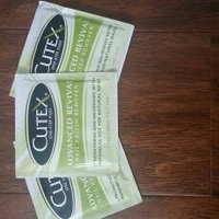 Cutex Advance Revival Nail Polish Remover Pads uploaded by Sarah D.