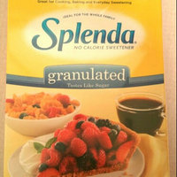 Splenda No Calorie Sweetner Granulated uploaded by Adriana M.