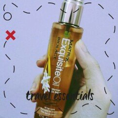 Biolage by Matrix Exquisite Oil Protective Treatment, Moringa Oil, 3.1 fl oz uploaded by WEI H.
