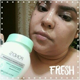 Pond's Cold Cream Cleanser uploaded by Brenda T.