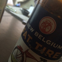 New Belgium Fat Tire Amber Ale uploaded by Angelina S.