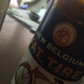 Photo of New Belgium Fat Tire Amber Ale uploaded by Angelina S.