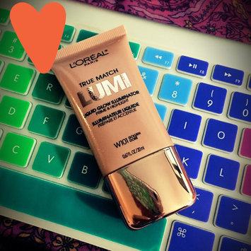 L'Oréal® Paris True Match Lumi Liquid Glow Illuminator W101 Golden Tube uploaded by Christina aka MsPrissC ..