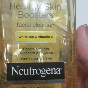 Photo of Neutrogena® Healthy Skin Boosters Facial Cleanser uploaded by Melissa O.