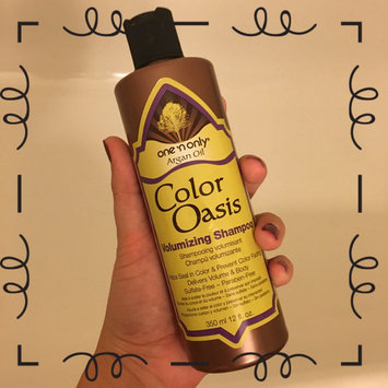 Photo of One 'n Only Argan Oil Color Oasis Volumizing Shampoo uploaded by Ashley G.