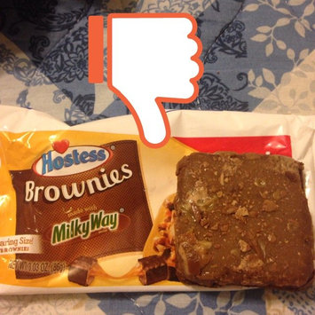 Photo of Hostess® Brownies Made With MilkWay® 9.1 oz. Box uploaded by Samantha A.