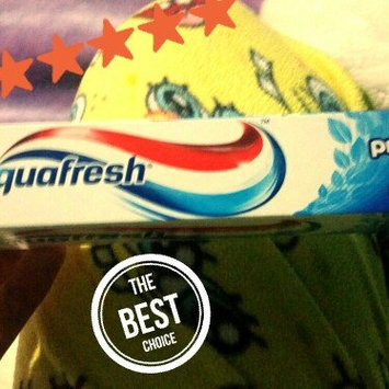 Photo of Aquafresh Toothpaste Triple Protection Ultimate White Frost Mint uploaded by Asma A.