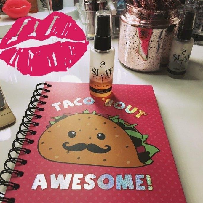 Gerard Cosmetics Slay All Day Setting Spray Peach uploaded by Amie W.