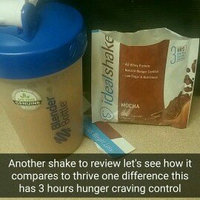 IdealShape® IdealShake® Meal Replacement Shake + FREE Shaker Bottle By IdealShape. uploaded by Alicia H.