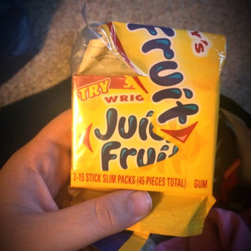 Photo of Juicy Fruit Gum uploaded by Emily L.