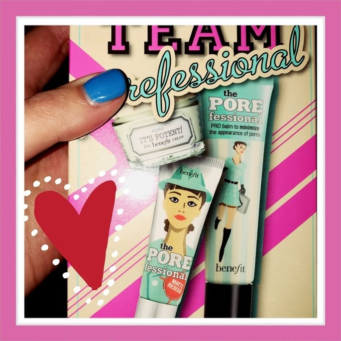 Benefit Cosmetics Team Porefessional uploaded by Mallory K.