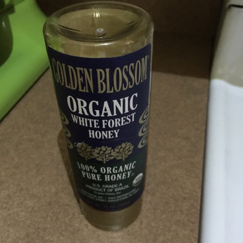 Golden Blossom Brand Organic White Forest Honey uploaded by Sandra R.