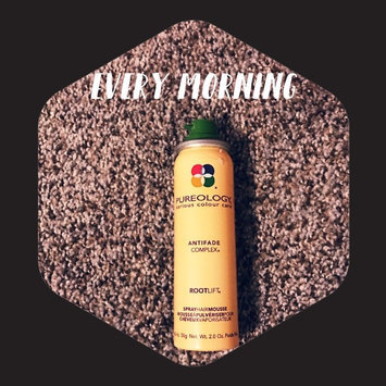 Photo of Pureology Root Lift Spray Unisex Mousse, 2 Ounce uploaded by Perla C.