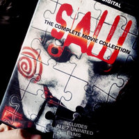 Saw: The Complete Movie Collection [4 Discs] (new) uploaded by Rachel B.