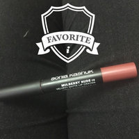 Sonia Kashuk Velvety Matte Lip Crayon - Mulberry Nude 08 uploaded by Scarleth N.