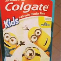 Colgate Kids Minions Bello Anticavity Fluoride Mouthwash, Bubble Fruit, 16.9 fl oz uploaded by ivonne S.
