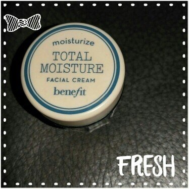 Benefit Cosmetics Total Moisture Facial Cream uploaded by Heather T.