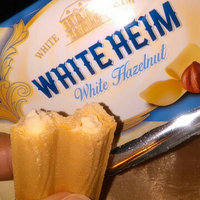 CROWN White Chocolate Hazelnut Waffle Snack 284g uploaded by Whitney G.