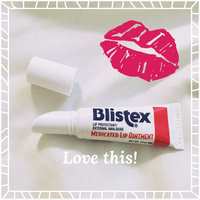 Blistex Medicated Lip Ointment, 0.21-Ounce Tubes (Pack of 24) uploaded by Hailey C.