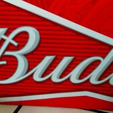Photo of Budweiser Beer uploaded by Carla C.
