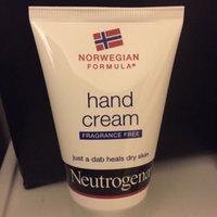 Neutrogena Norwegian Formula Hand Cream uploaded by Lu C.