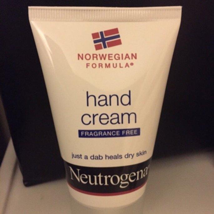 Neutrogena Norwegian Formula Hand Cream uploaded by Lu C.